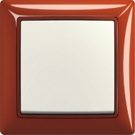 Abb Basic 55 foyer-red/chalet-white