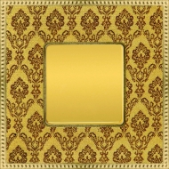 Fede belle Epoque tapestry decorgold