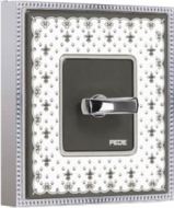 Fede belle Epoque chrome black