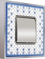 Fede belle Epoque chrome blue