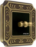 FEDE SIENA bright patina